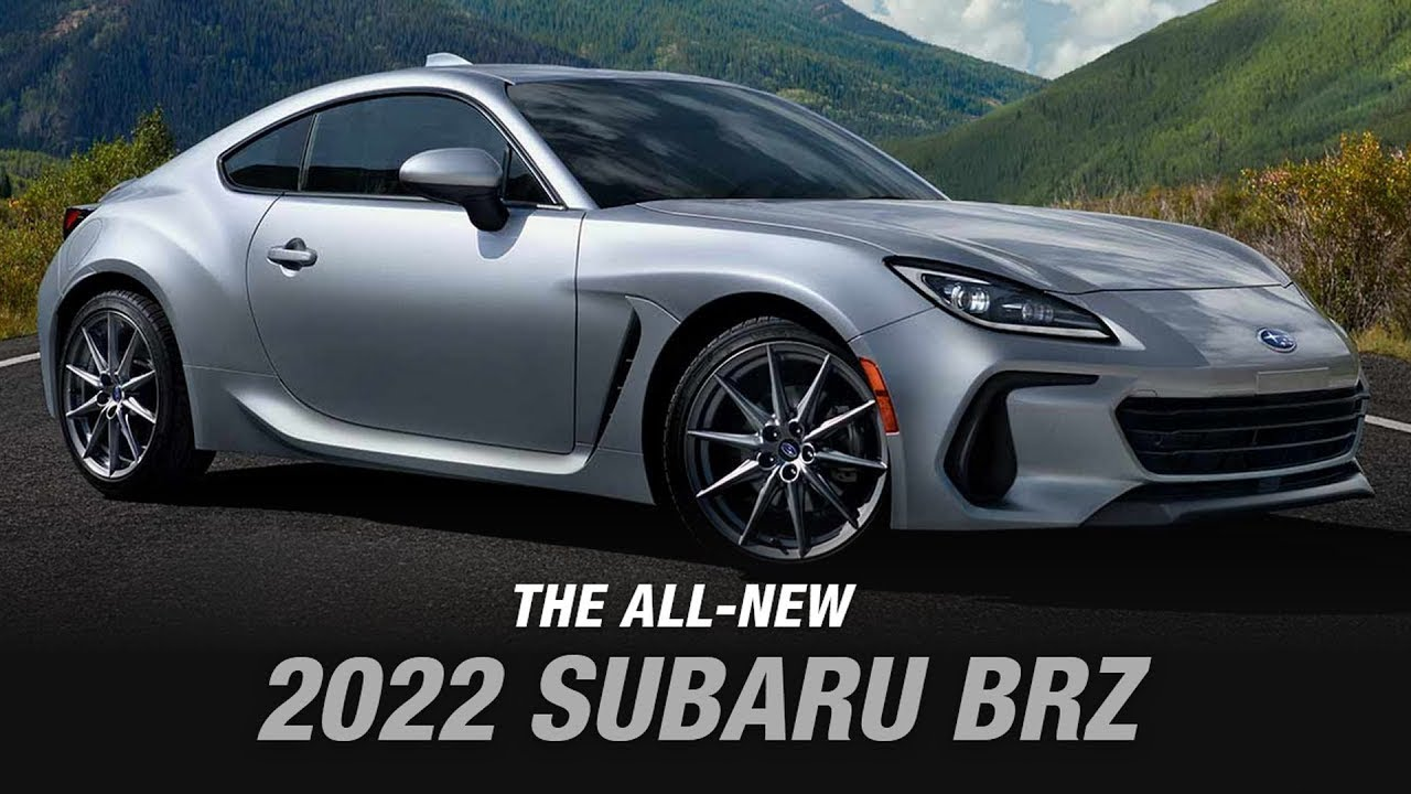 Download All new the 2022 Subaru BRZ