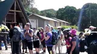 Climbing Mount Kilimanjaro: September 2013
