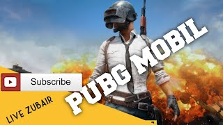 [NEW UPDET] GAME Play Online PUBG Mobile | Live- ZUBAIR