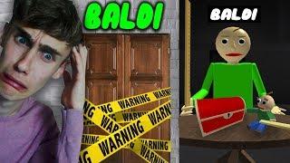 THE SECRET OFFICE OF BALDI IN! Roblox