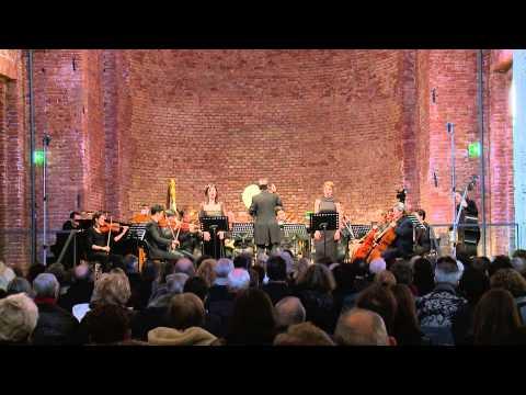 Konstantia Gourzi - Eros für zwei Frauenstimmen und kleines Orchester