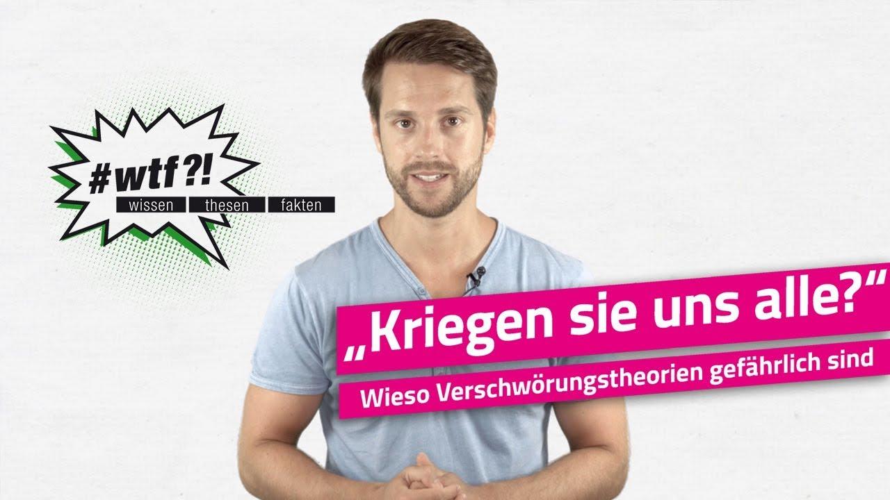 Youtube Video: Reichsbürger? Verschwörungstheorien? Wieso sie gefährlich sind mit Mirko Drotschmann