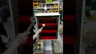 [수작걸기TV]60초DIY컨텐츠 미니그릇장 제작과정 3…