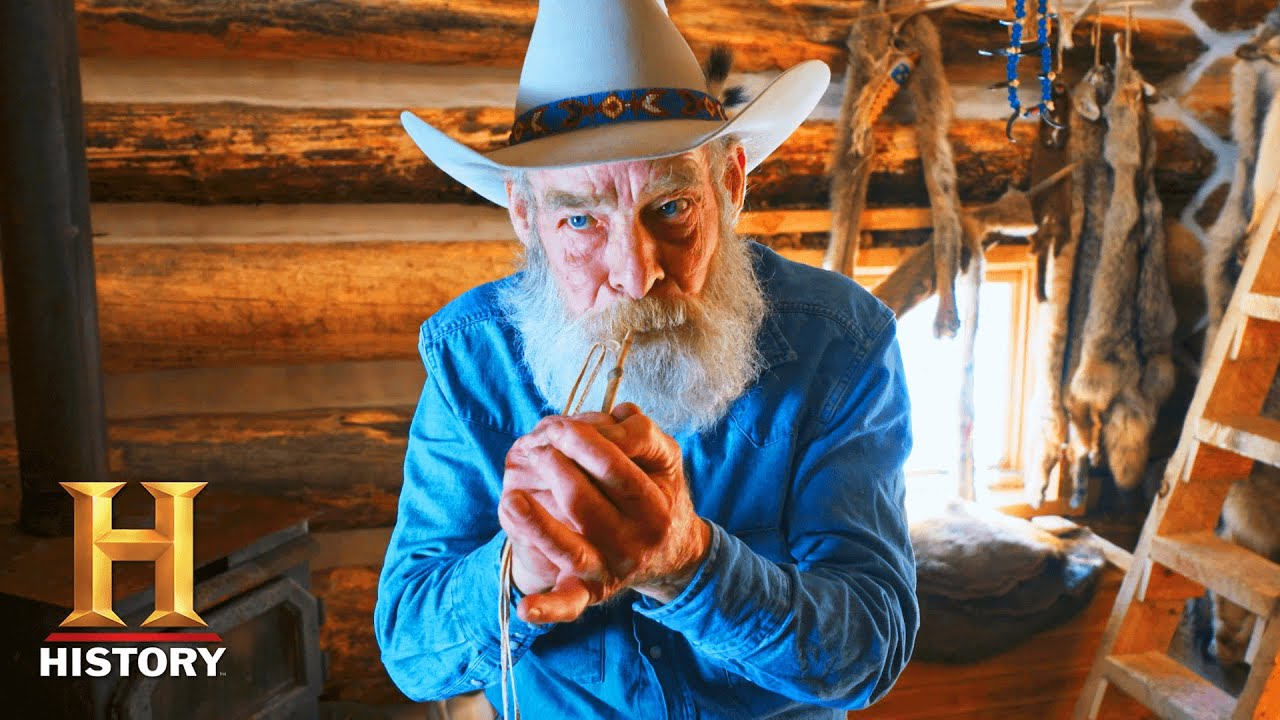 Download Mountain Men: Tom Builds a Trading Post to Sell His Wares (Season 10)   History