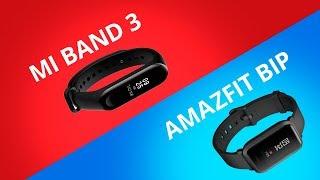 Amazfit Bip vs Mi Band 3: dois líderes do custo-benefício [Comparativo]
