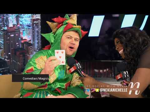 Thumbnail image for 'Piff The Magic Dragon Reveals All New Show At The Chicago Improv'