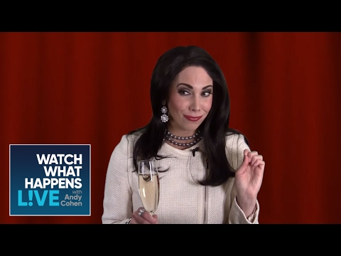 Amy Phillips Impersonates The Real Housewives Awards   WWHL