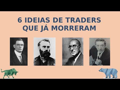 6 ideias excelentes de traders que já morreram