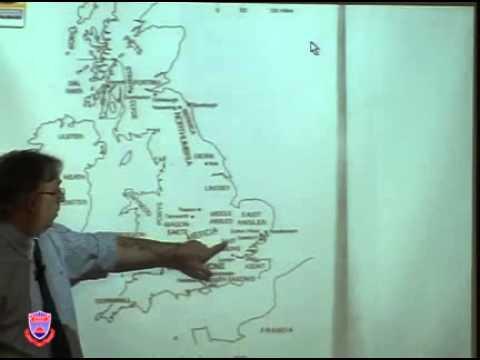 Bilkent   HIST 416   Lec 06   Early Anglo saxon kingdoms