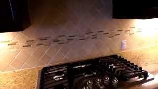 Керамическая плитка для фартука на кухне(, 2015-07-19T21:00:42.000Z)