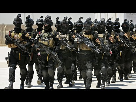Спецназ Великобритании. SAS.