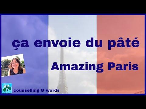 Ça envoie du pâté  Amazing Paris!