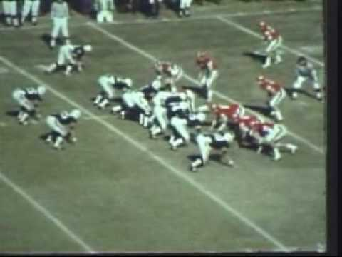 1969 Auburn Tigers Vs Georgia Bulldogs YouTube
