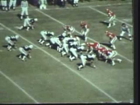 1969 Auburn Tigers vs. Georgia Bulldogs