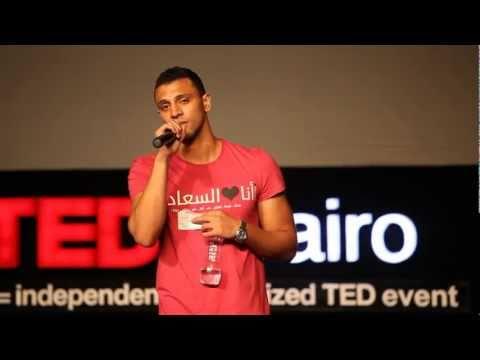 TEDxCairo - Zap Tharwat - The Happiness