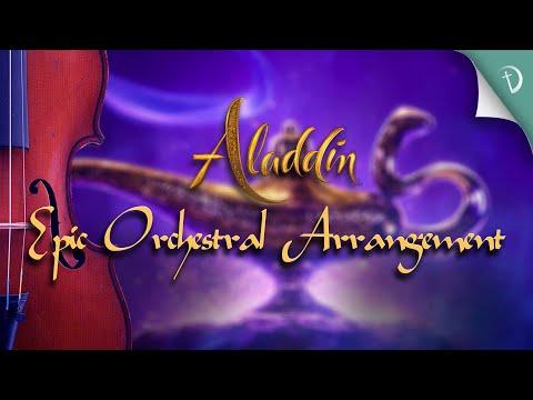 Aladdin - Arabian Nights   Epic Orchestral Arrangement