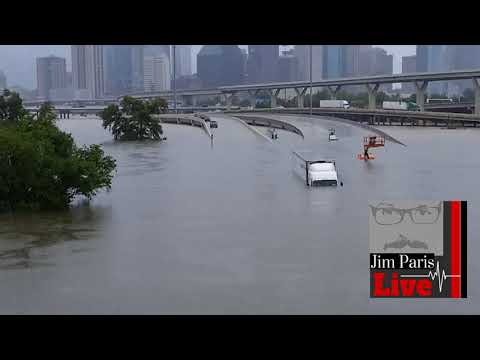 Jim Discusses The Tragedy And Heartbreak Of The Houston And Texas Flooding