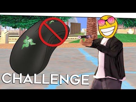 КАПТЫ БЕЗ ПРАВОЙ КНОПКИ МЫШИ! Эксперимент/Challenge - GTA SAMP thumbnail