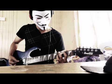 Bunkface - Revolusi (Guitar Cover) - Lead Part