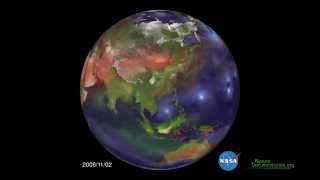 Global Aerosol and Dust Simulations by NASA SVS