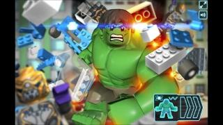 Ниндзяго Халк мультик игра новые серии  LEGO Ninjago Hulk animated cartoon
