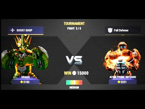 Real Steel Champions: Tag Team Update Coming Soon!