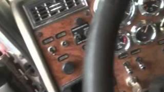 Peterbilt 335 Tri Axle dump truck