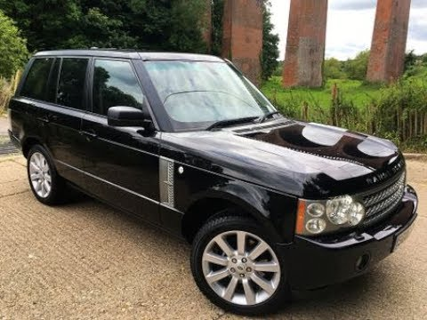 land rover range rover vogue 2006