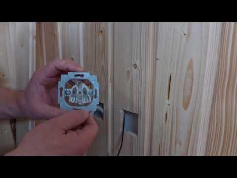 Wir bauen ein Heimkino 11 -  Die Elektroinstallation