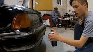 Юный Перекуп :  BMW e36 //первая реанимация [4k/UHD]