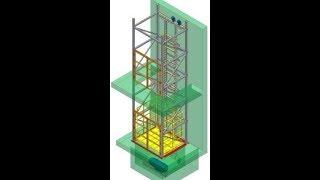 Складской грузовой лифт-подъёмник(, 2017-02-11T19:43:27.000Z)