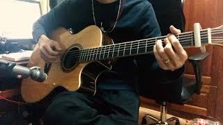 """Quên """"Khắc Việt"""" - Tùng acoustic Cover ( Quay rõ Hòa thanh + Guitar Sao Mai SA 08 )"""