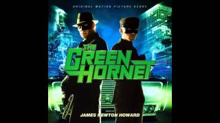 Green Hornet Soundtrack [12] Car Chase 2