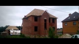 Установка крыши в поселке Северный в Курске(, 2015-07-14T18:55:34.000Z)