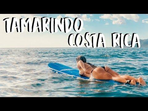 TAMARINDO COSTA RICA SURF TRIP   TRAVEL VLOG PART I