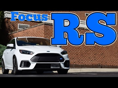 2016 Ford Focus RS: Regular Car Reviews