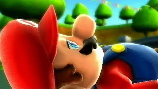 Super Mario Galaxy - All Bowser Levels