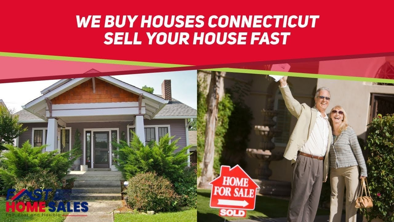 We Buy Houses Connecticut - (833) 814-7355