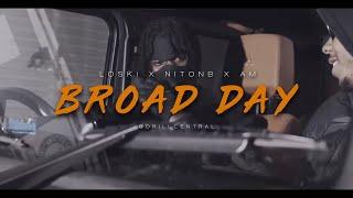 Loski x NitoNB x AM - Broad Day [Music Video] #HarlemSpartans #NGang #410