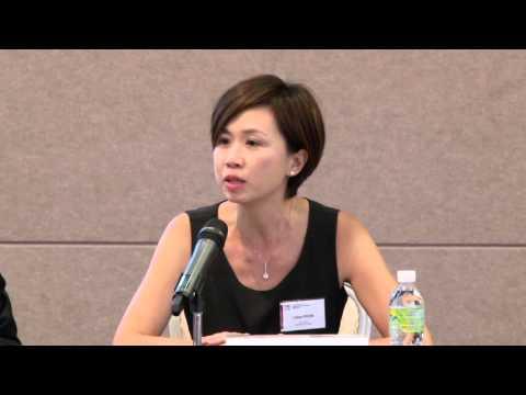 Career Forum 2015 - Hong Kong, China and International Tax