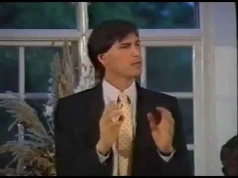 Steve Jobs: Computers Can Revolutionize the Entire Education Process.