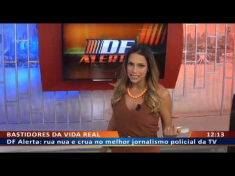 DF ALERTA - Traficantes presos ao desembarcar com drogas de Goiás