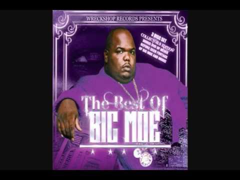 Big Moe - Barre Baby Chopped N Screwed