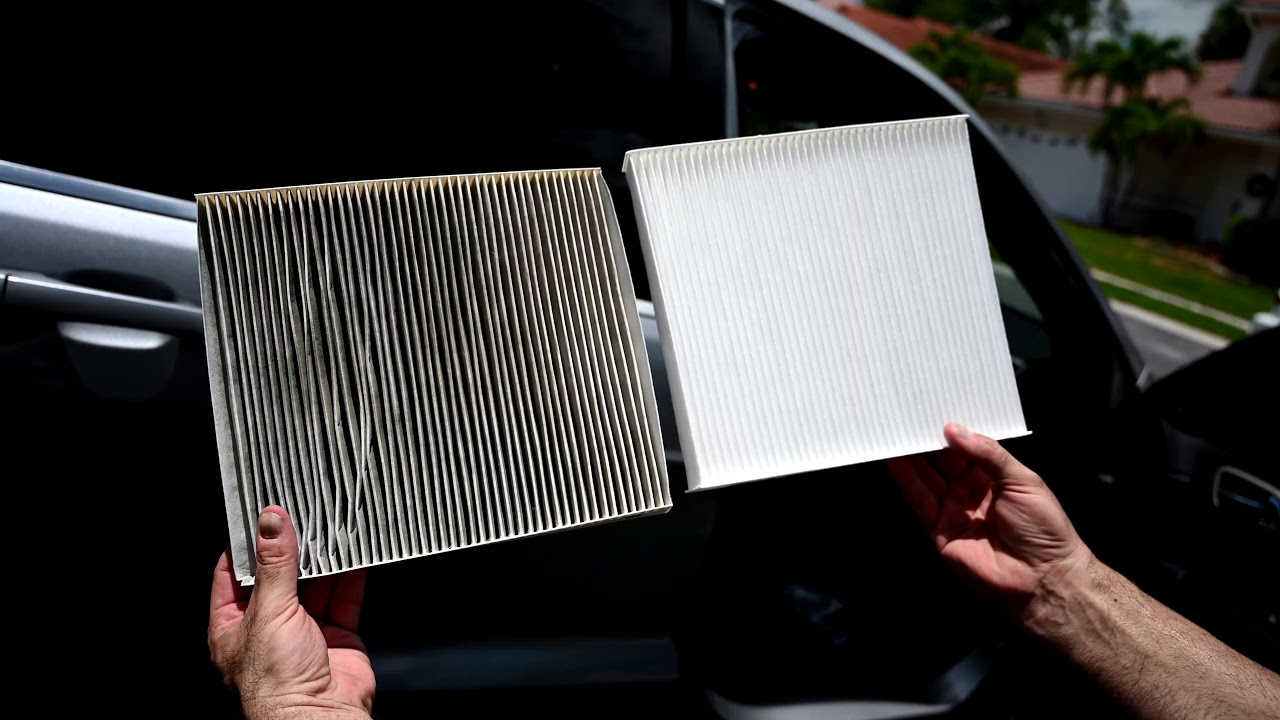 Cabin Air Filter Replacement Jeep Grand Cherokee Fram Filters