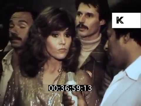 1979 Interview Jane Fonda on Gay Rights