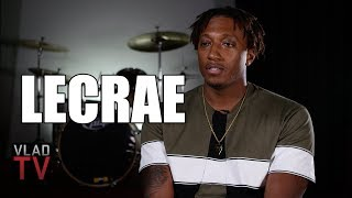 Lecrae on Officer Letting Him Go Despite Having Drugs in Car Because of His Bible (Part 2)