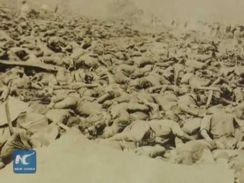 Photos of Japanese atrocities in China donated to Nanjing