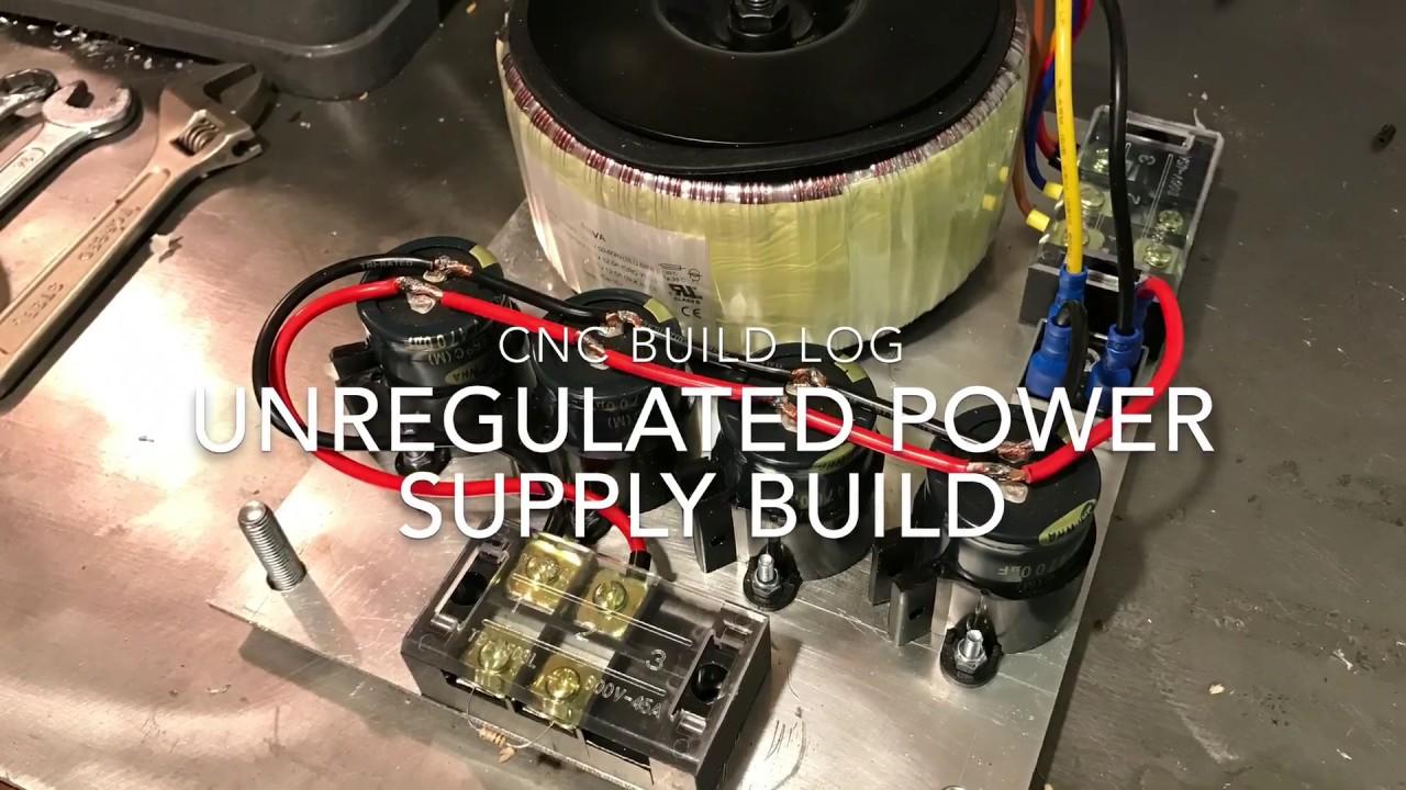 CNC Router Power Supply Build - Part 1 (Ep15)