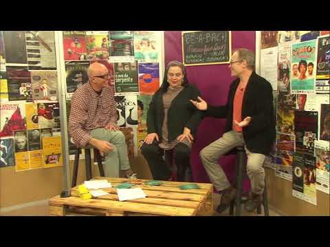 Be-a-Bach: Paula e Marcelo Zurawski no programa Em Cartaz