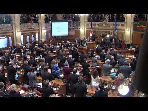 South Dakota FY'16 Budget Address